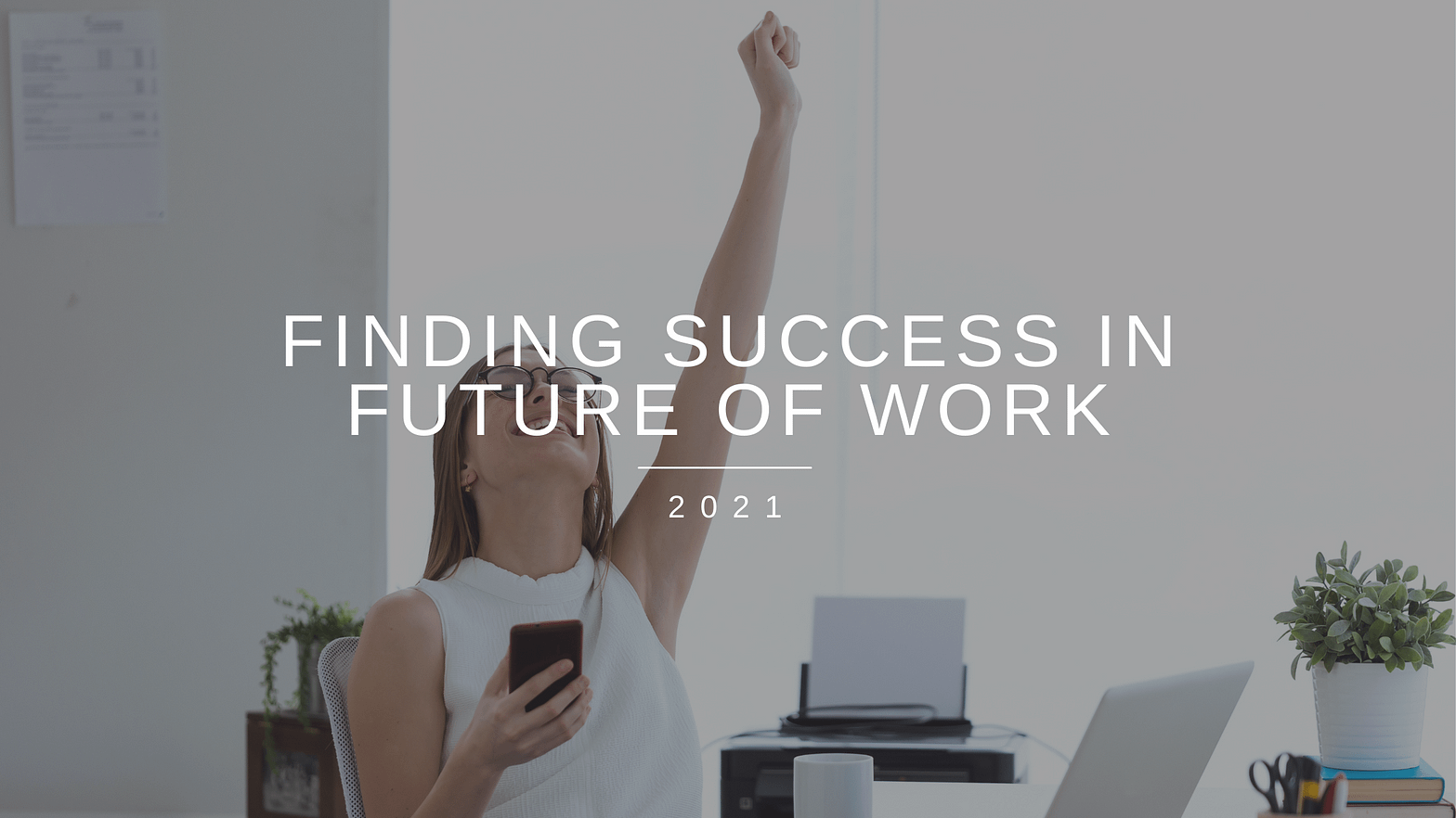 Finding success in 2021 remote work